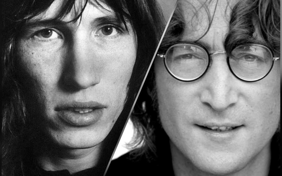 Roger Waters (Pink Floyd) sobre John Lennon: «Lo conocí, para mi desgracia, y era un mocoso»