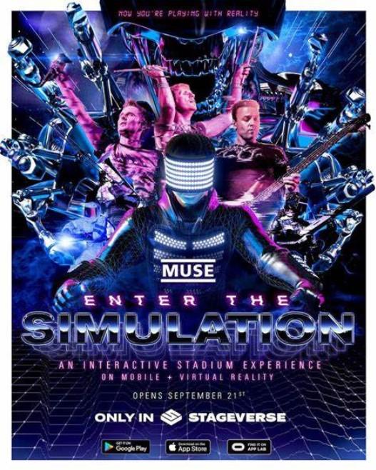 Muse prepara un nuevo tipo de Experiencia en conciertos.